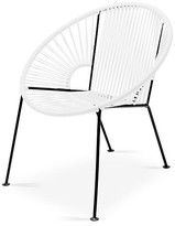 Mexa Ixtapa Lounge Chair - White