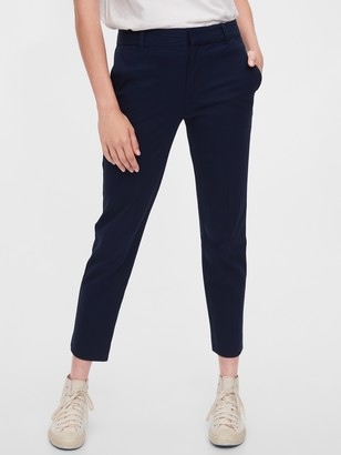 Gap High Rise Slim Ankle Pants