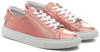 J/Slides Lacee Leather Sneaker