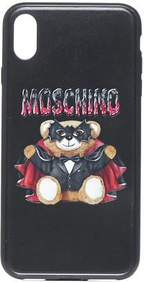Moschino Bat Teddy iPhone XS Max Phone Case