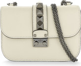 Valentino Lock stud small leather shoulder bag
