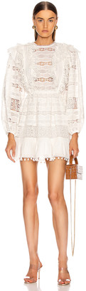 Ulla Johnson Jolie Dress in Blanc | FWRD