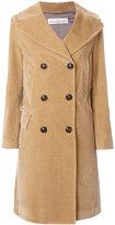 Golden Goose Deluxe Brand Barbara coat - women - Cotton/Cupro/Viscose - XS