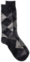 Merona Men's 1pk Socks - Argyle - Assorted Colors