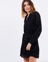 SABA Birdie Jacquard Skirt