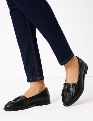 Black Patent Loafer Tassel Women | Shop