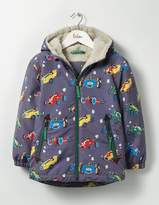 Boden Sherpa-lined Anorak