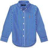 Polo Ralph Lauren Striped Cotton Poplin Shirt (2-4 Years)