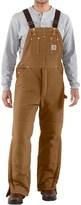 Carhartt Arctic Quilt-Lined Bib Overalls (For Men)