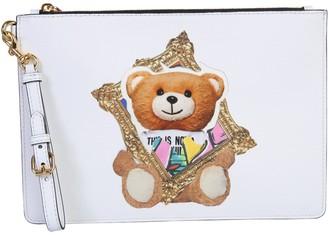 Moschino Teddy Bear Pouch