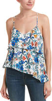 Parker Printed Layered Tank