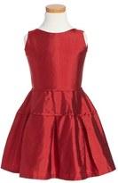 Isabel Garreton Silk Dress (Little Girls & Big Girls)