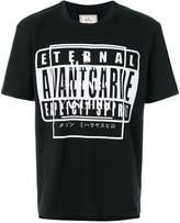 Miharayasuhiro avantgarde printed T-shirt