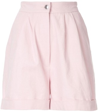 Lula Être Cécile denim shorts