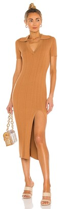 L'Academie Geneva Knit Dress