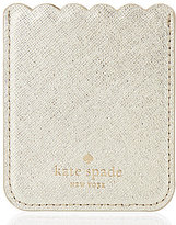 Kate Spade Scalloped Phone Sticker Pocket