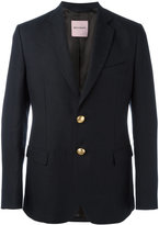 Palm Angels flap pockets blazer