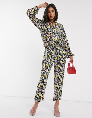 MBYM floral co-ord trousers