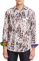 Robert Graham Pacific Storm Classic Fit Button Down Shirt