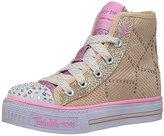Skechers Kids' Shuffles-Dazzle Dancer Sneaker