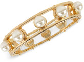 INC International Concepts M. Haskell for Hinged Bangle Bracelet, Only at Macy's