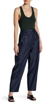 Tibi Neo Twill Wide Dayle Pant
