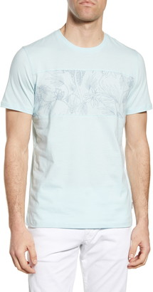 Ted Baker Slim Fit Graphic Tee