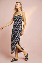 Corey Lynn Calter Plaid Slip Dress