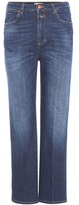 Closed High-rise Cropped Jeans