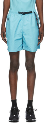 Nike ACG Blue Woven Shorts