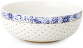 Pip Studio Royal White Dotty Bowl