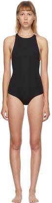 Gucci Black Jewel G One-Piece Swimsuit