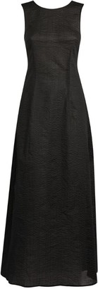 Marysia Swim Gargano Bow Maxi Dress