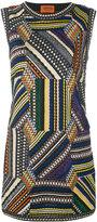Missoni crochet dress - women - Polyamide/Polyester/Cupro/Viscose - 40