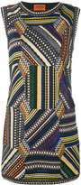 Missoni crochet dress - women - Polyamide/Polyester/Cupro/Viscose - 44