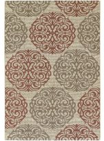 Three Posts Carriage Cream Area Rug Rug