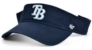 '47 Tampa Bay Rays 2020 Clean Up Visor