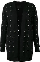 RtA studded jacket - women - Cotton - S