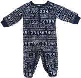 Number One Coverall - Navy (6-9 Months)
