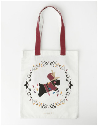 Radley Christmas Wreath Medium Tote