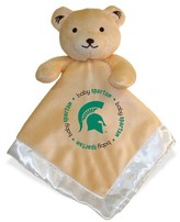 Baby Fanatic NCAA Michigan State Spartan Snuggle Bear