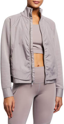 Under Armour x Misty Copeland Layered Zip-Front Jacket