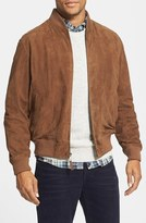 GoldenBear Golden Bear Suede Baseball Jacket