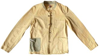 PRPS Beige Denim - Jeans Jackets