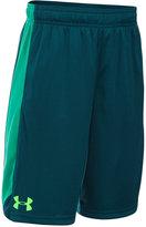 Under Armour Boys' Colorblocked Eliminator Shorts
