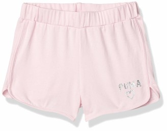 Puma Girls' French Terry Shorts