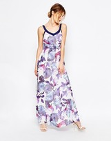 Yumi Cherry Blossom Maxi Dress