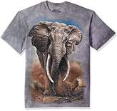 The Mountain Men's African Elephant Tee