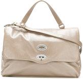 Zanellato Postina tote bag - women - Leather - One Size