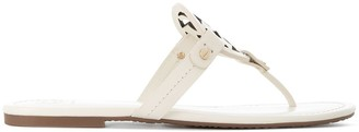 Tory Burch Laser Cut Logo Sandals